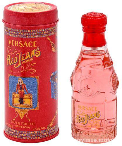 versace versus red jeans poszukuję...