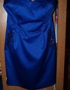 Chabrowa sukienka 40