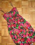 Denim Co sukienka floral XL