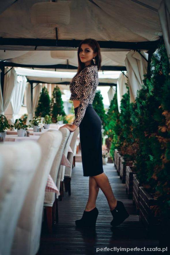 Blogerek Jesienna Panterka