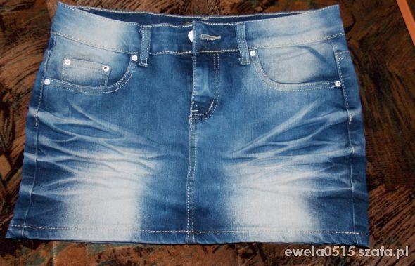 Spódnice spódnica jeans