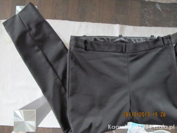 ZARA spodnie eleganckie