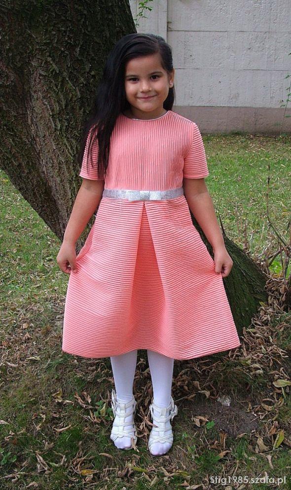 Sukienki i spódniczki sukienka dziecięca
