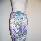 evita spódnica ołówkowa w kwiaty 36 38 40 42