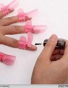 Ochraniacz na umalowane paznokcie