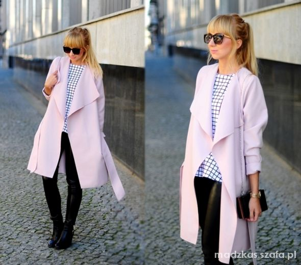 Blogerek Pink Coat