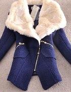 Bardzo elegancki płaszcz