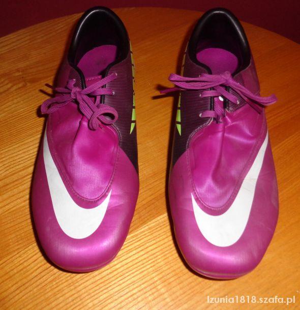 Całkiem nowy wspaniały wygląd sklep internetowy Korki Nike mercurial 39 fioletowe w Sportowe - Szafa.pl