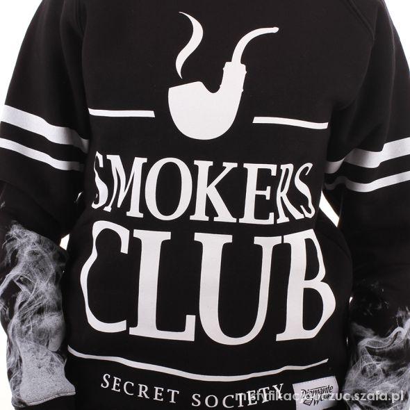 Ubrania Diamente Wear Smokers Club
