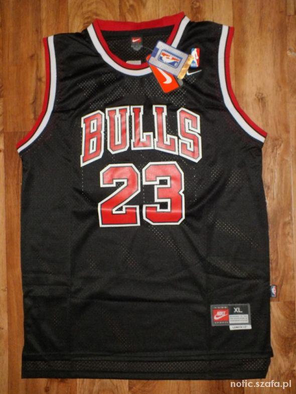 Masywnie Koszulka Michael Jordan Chicago Bulls Nike NBA w Koszulki - Szafa.pl IV91