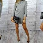 Niezwykle kobieca sukienka mini