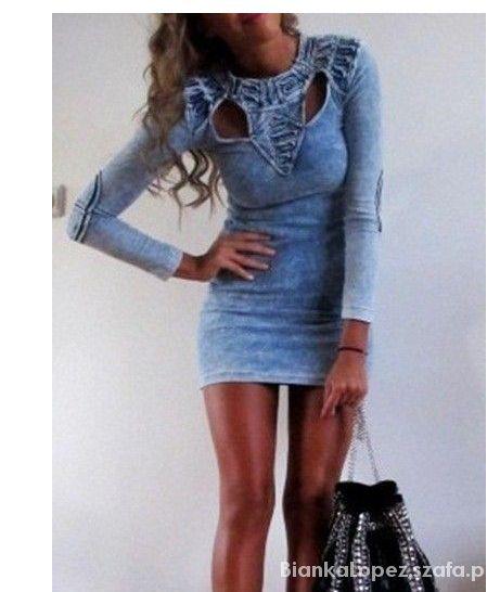 Mój styl sukienkaa HOOT