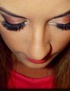 makijaż i rzesy