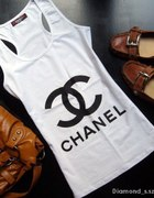 Bluzecz top CHANEL