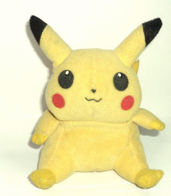 Zabawki Maskotka pluszak pokemon pikachu anime manga