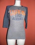 Koszulka bejsbolowa Tigers rozm S
