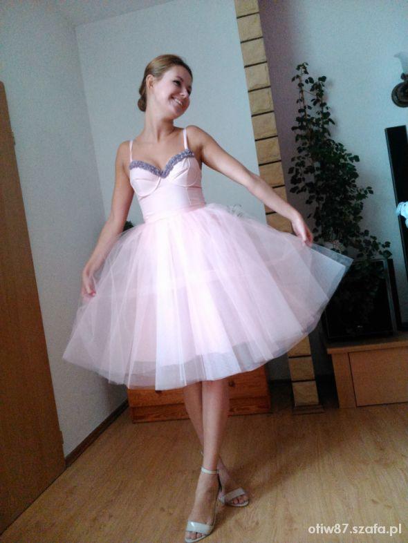 suknia baleriny