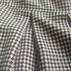 Ciepła rozkloszowana spódniczka w pepitkę