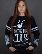 Smokers club Bluza Diamante Wear...