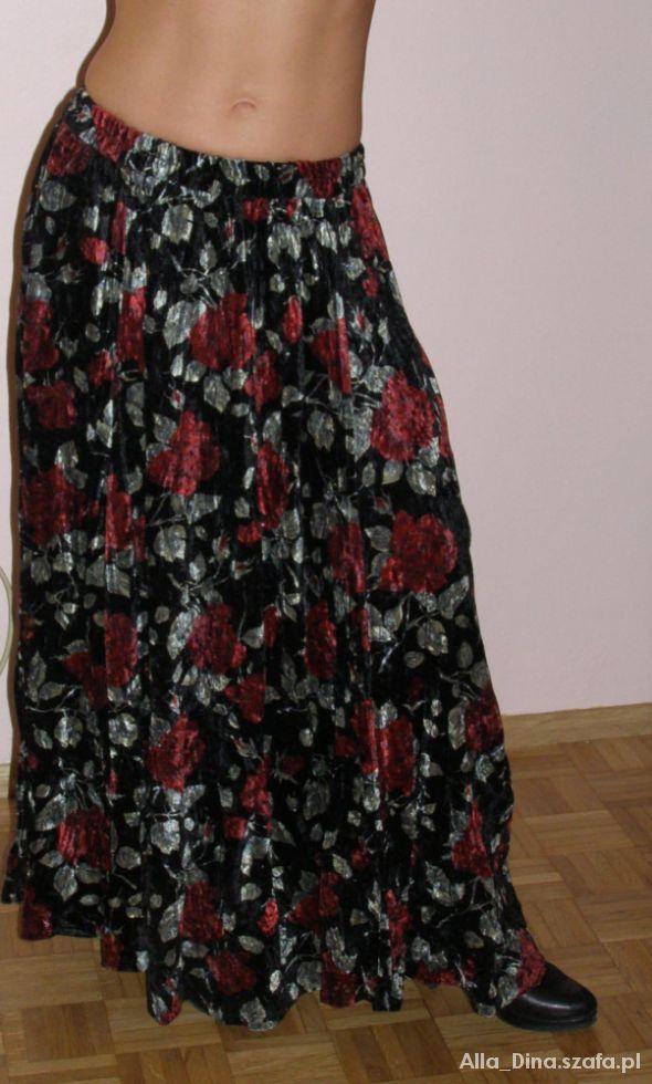 Spódnice Spódnica a la flamenco