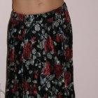 Spódnica a la flamenco