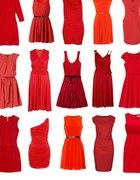 Czerwona sukienka poszukiwana