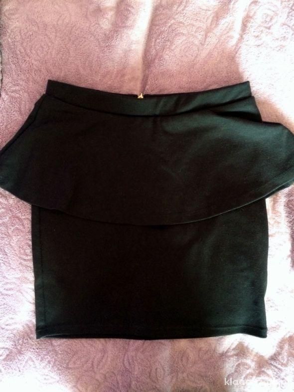 Spódnice Spódnica z baskinką 36 Bershka jak NOWA
