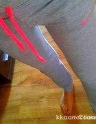 Spodnie dresy NIKE szare RURKI S lub M...