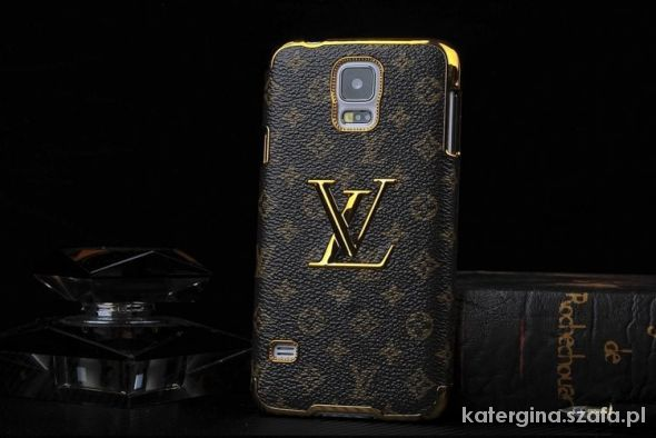 Pozostałe Etui na telefon SAMSUNG GALAXY S4 Louis Vuitton