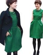 Nowa sukienka niespotykana M naszyjnik gratis