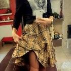 Włoska spódnica plus bluzeczka vinted