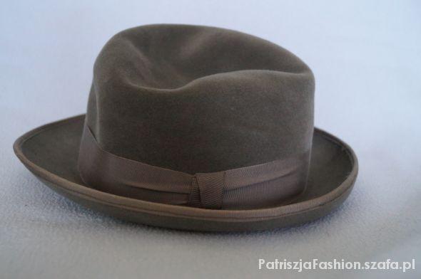 Nakrycia głowy kapelusz i inne z sh
