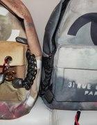 Plecak Chanel Graffiti...
