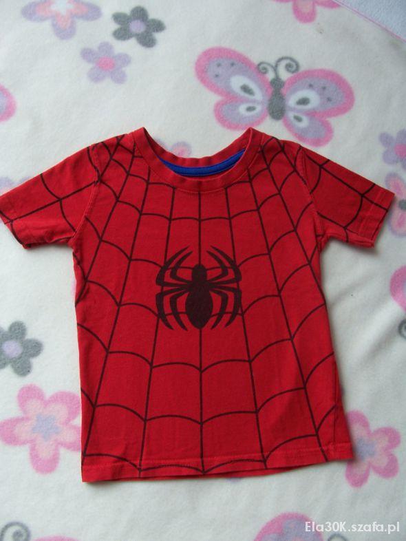 Koszulki, podkoszulki Spiderman