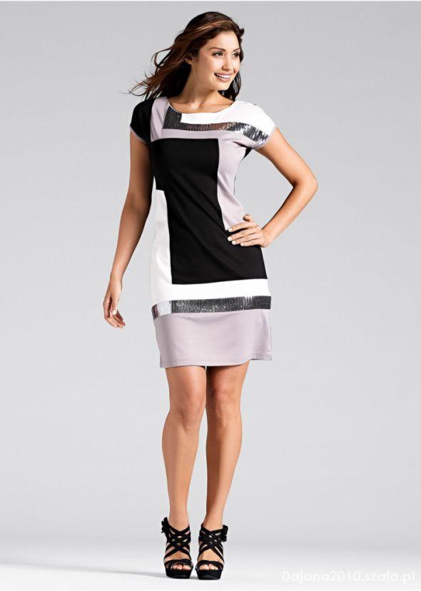 BON PRIX sukienka M L 38 40