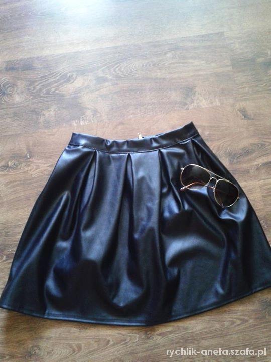 Spódnice rozkloszowa spódniczka