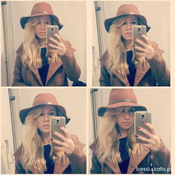 Mój styl W kapeluszu