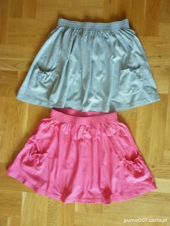 Spódnice szara lub różowa