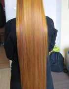 włosy...