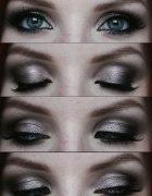 smoky eyes...