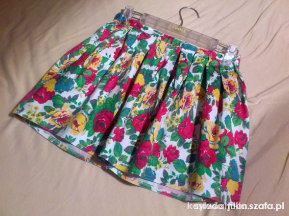 Spódnice Floral Topshop