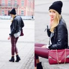 Total leather look