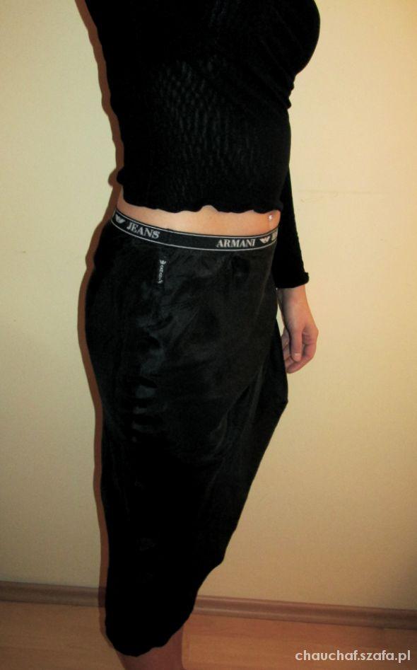 Spódnice Armani zwiewna spódniczka