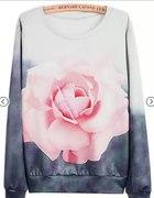 Bluza Print Rose