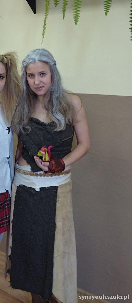 Na specjalne okazje Daenerys Targaryen Khaleesi na Halloween