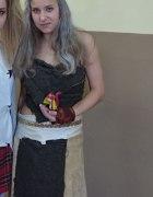 Daenerys Targaryen Khaleesi na Halloween