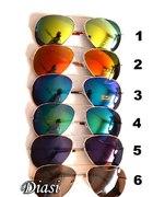 Okulary aviatory lustrzanki nowe rb 6 kolorów
