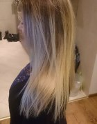 Sombre czy ombre w wersji blond