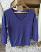fioletowy sweterk
