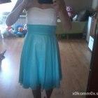sliczna sukienka S tanio